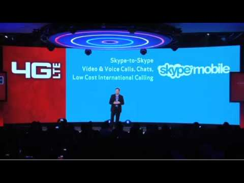 CES 2011: Verizon Reveals 4G LTE Phones and Tablets from LG, HTC, Samsung and Motorola