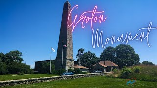 Connecticut's Washington Monument | Groton Monument Cinematic Vlog | Naty Rocke