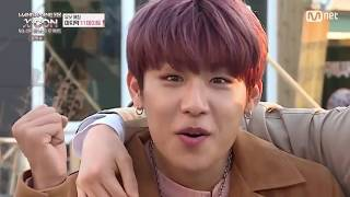 "[INDO SUB] Wanna One Go X-Con Ep.2. CUT - ""Pasangan Kencan ke-2 Minhyun adalah Woojin"""