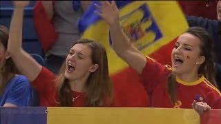 Campionatul European de handbal feminin 2016, în direct la TVR