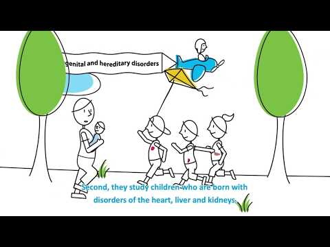 Child Health – science for life
