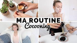 ROUTINE COCOONING 🍁| Visage, Corps et Cheveux au naturel