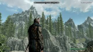 Skyrim Special Edition PS4 GAMEPLAY wonderful graphics