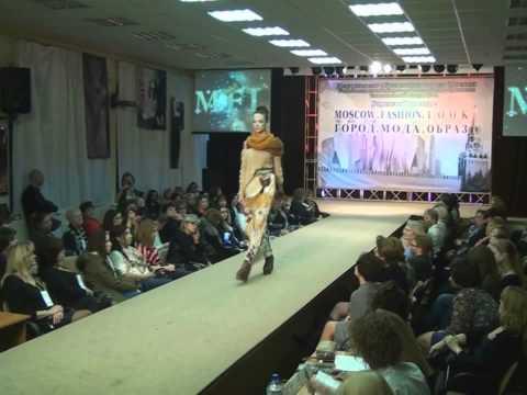 """Moscow Fashion Look - Город Мода Образ"", 7 ноября 2012 года"