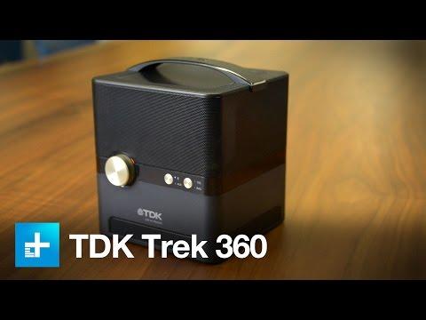 TDK Trek 360 Bluetooth Speaker