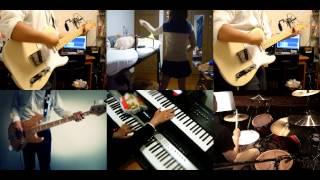 Gambar cover [HD]Yahari Ore no Seisyun Lovecome wa Machigatte iru. Zoku OP [Haru Modoki] Band cover