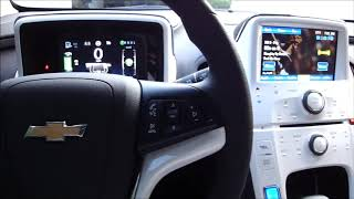 2013 Chevy Volt owner review 230 MPG, + OnStar app review Inverness Florida