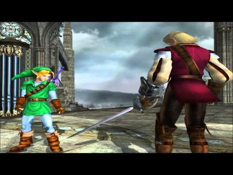 Soul Calibur 2 Link Arcade (with ending)