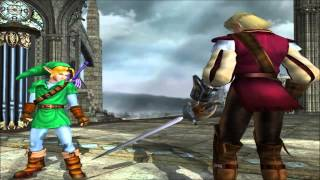 Soul Calibur 2 Link Arcade (with ending)
