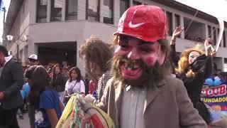 Carnaval Huaracino 2020