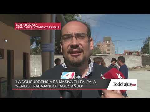 Rubén Rivarola - Candidato en Palpalá