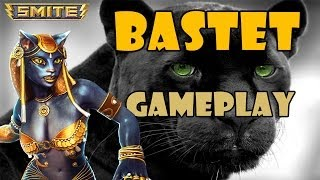 "SMITE Bastet Gameplay - ""Doesn"