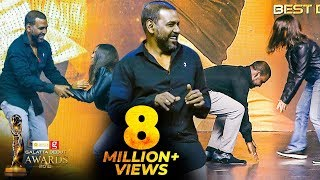 Marana MASS - Lawrence and Ditya Bhande's Dance Performance | Petta | Galatta Debut Awards
