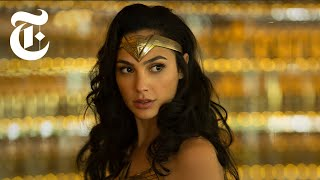 Watch Gal Gadot Fight Crime at the Mall in 'Wonder Woman 1984' | Anatomy of a Scene