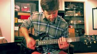 """Nickelback """"Coin for the Ferryman"""" Guitar Cover (with solo)"""