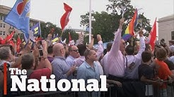 Same-sex marriage now legal across the United States