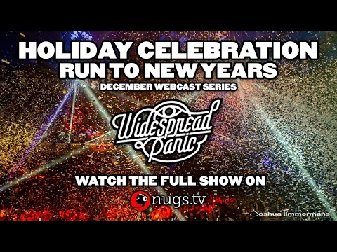 Widespread Panic - Holiday Celebration Run To New Years - 12/30/07