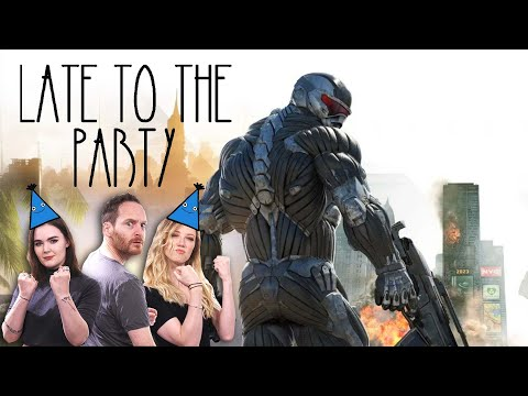 Late to the Party - Crysis Remastered Trilogy: Let's Play Crysis Remastered Trilogy PS5