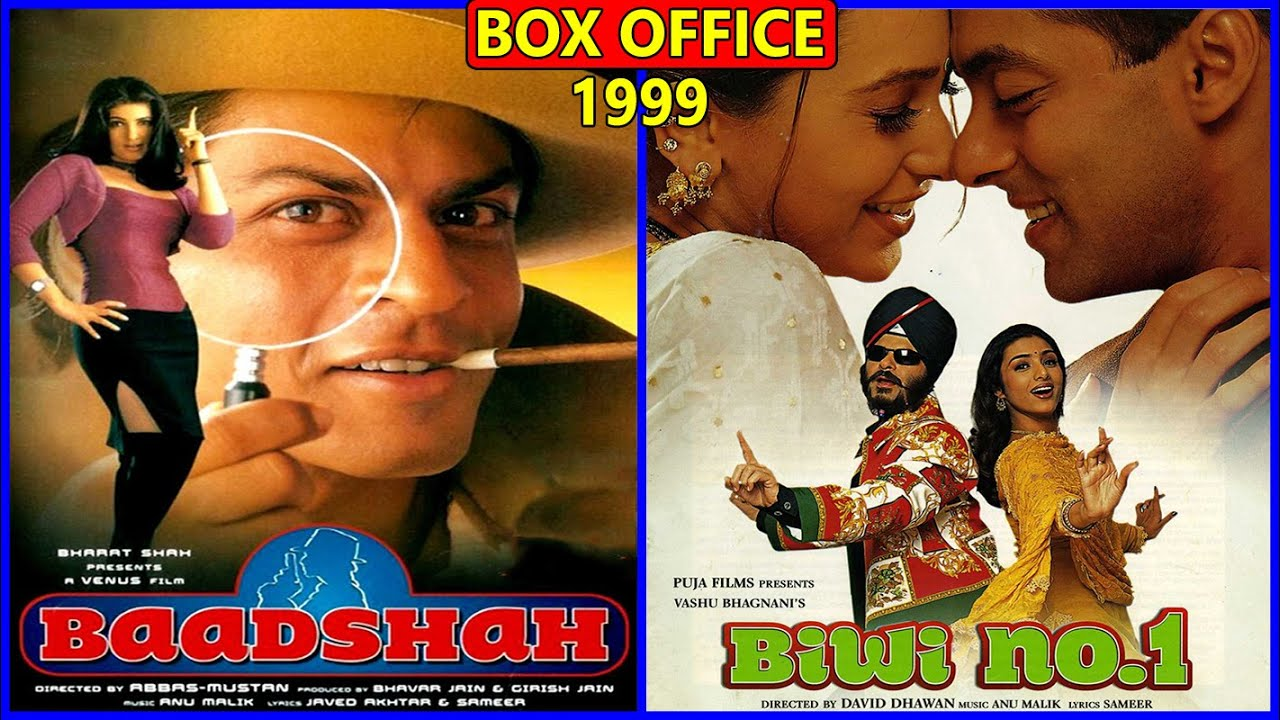 Download Baadshah vs Biwi No.1 1999 Movie Budget, Box Office Collection, Verdict and Facts