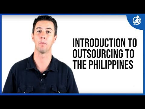 Introduction to Outsourcing to the Philippines