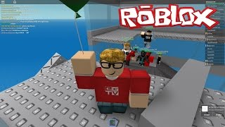 MY 100TH ROBLOX VIDEO!! Natural Disaster Survival [100]