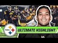 James Conner's Best Plays of 2018 | Pittsburgh Steelers