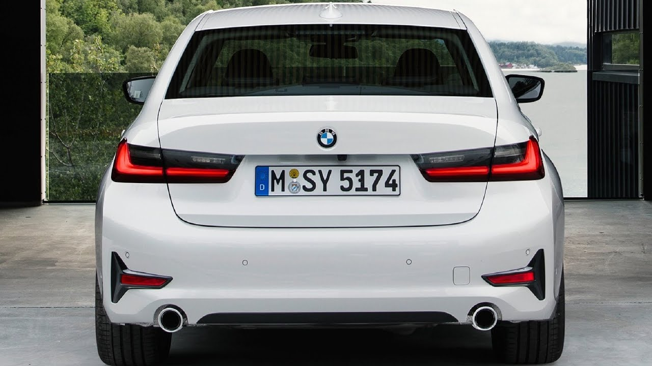 2019 Bmw 3 Series New Dynamic Design