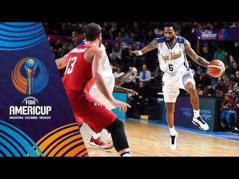 Virgin Islands vs Canada - Highlights - Group B - FIBA AmeriCup 2017