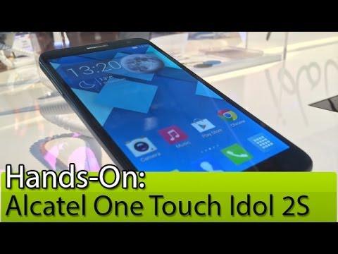 Hands-on: Alcatel One Touch Idol 2S - Tudocelular.com