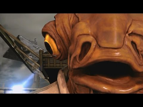 Admiral Ackbar's Awesome Adventure (The Force Unleashed II - Endor DLC)