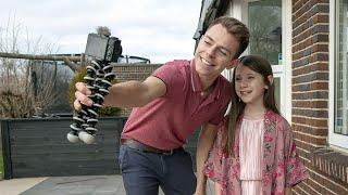 Trailer: 'Se mig!' med familien Münster og Robin Rasmussen på TV 2