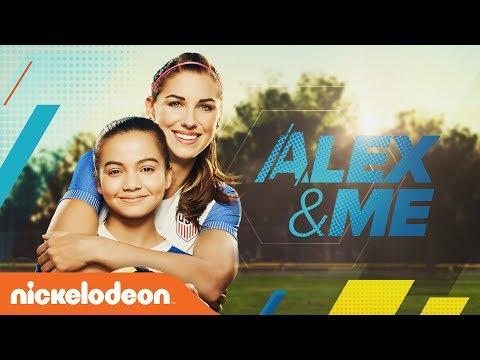 Get to Know World Cup Star Alex Morgan & Her Film, 'Alex & Me'! ? | Nick