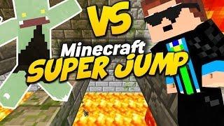 MINECRAFT SUPER JUMP - Ungespielt VS GommeHD l Challenge Time