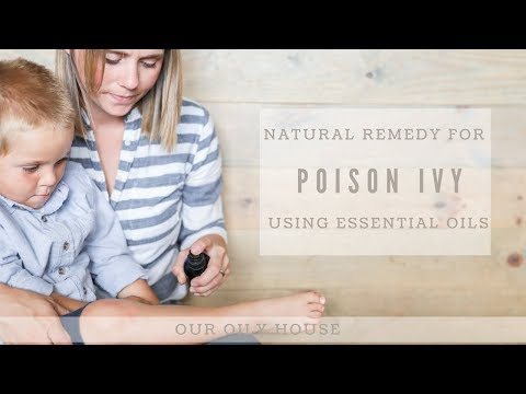 Home Remedy for Poison Ivy | Essential Oils for DIY Poison Ivy Spray