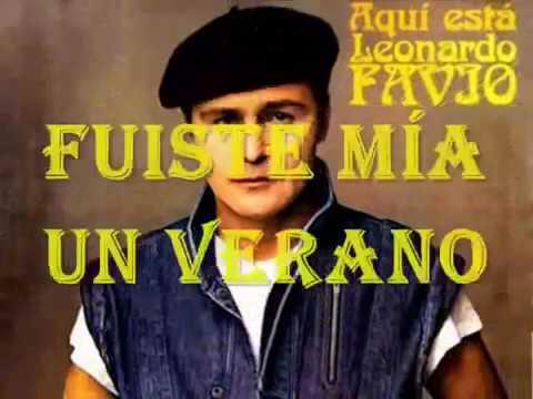 Lo mejor de Leonardo Favio 17 grandes canciones