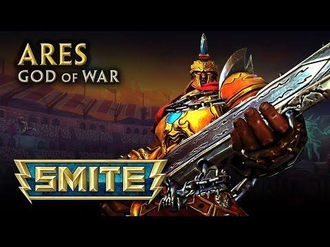 Smite Ares Arena Build & Guide