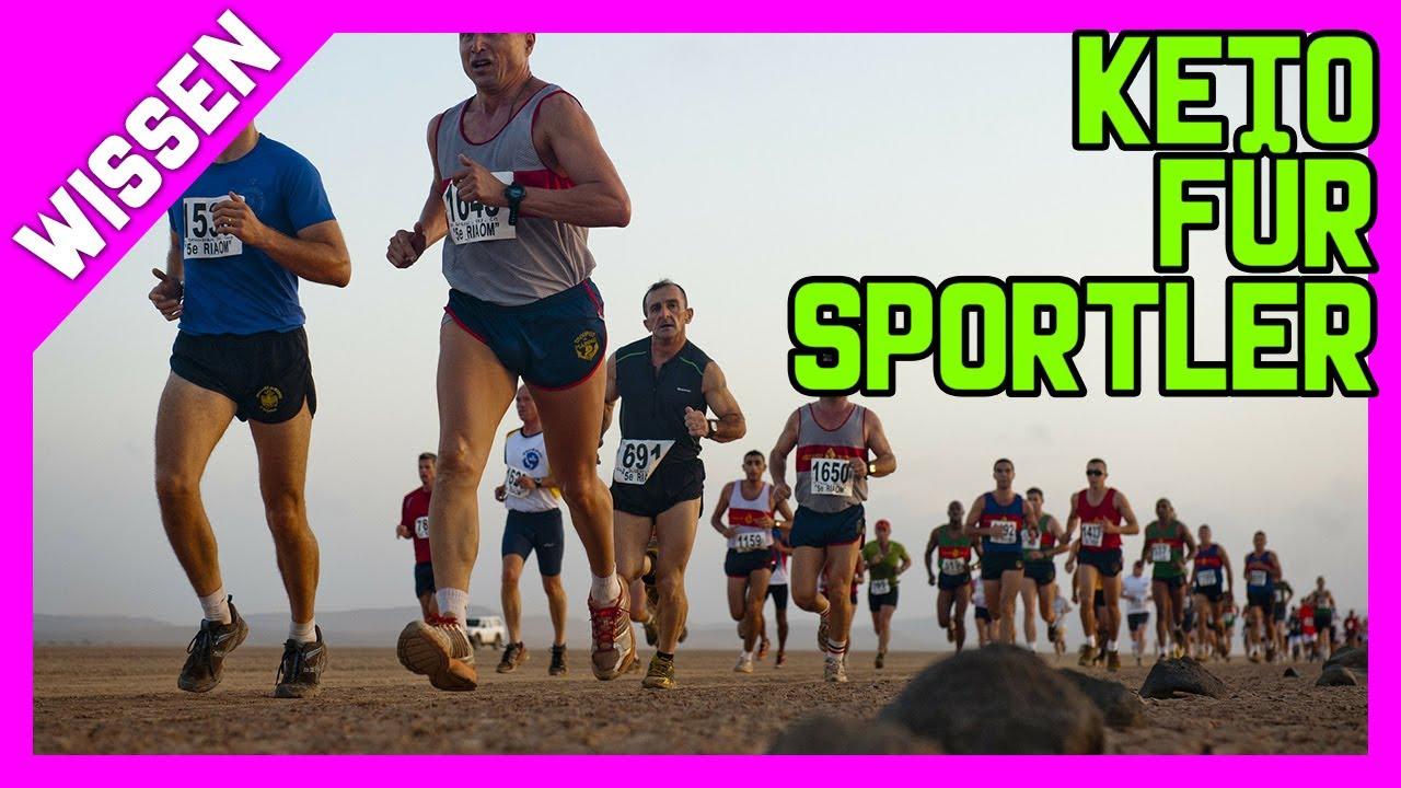 Ketogen nichts für Leistungssport? Neue Studie an Race Walker