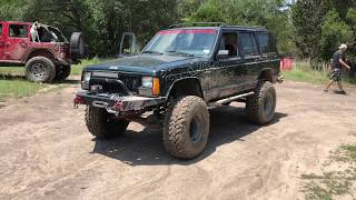 1993 Jeep Cherokee XJ Walkaround / Build Specs - JN6