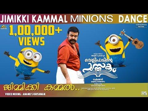 Jimikki Kammal | Minions Version | A S Designs