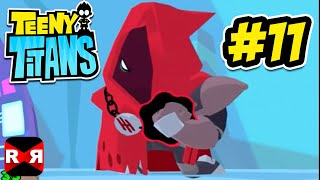 Teeny Titans - The Hooded Hood Final Boss Battle - iOS / Android - Walkthrough Gameplay Part 11