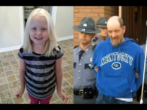 Father of five arrested in kidnapping and murder of seven-year-old Gabriella Doolin