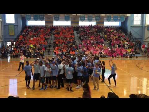 Cape Henlopen High School Senior Skit Class of 2017