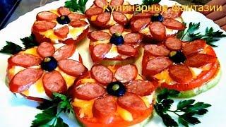 Невероятная Вкуснятина из Кабачков!  Съедаются в один миг!