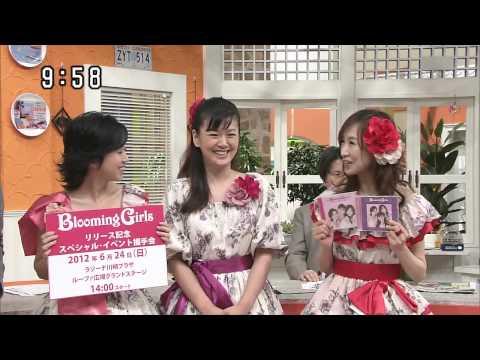 南野陽子 森口博子 西村知美 [Blooming Girls CD発売・握手会告知]