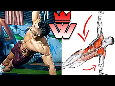 18 EXERCISES For BURNING FAT | ABS WORKOUT