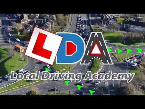 Approaching Headington RA from London Road Towards A4142. LDA  01865 722148