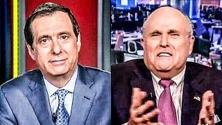 Fox Host Asks Rudy Giuliani If He Feels Disoriented