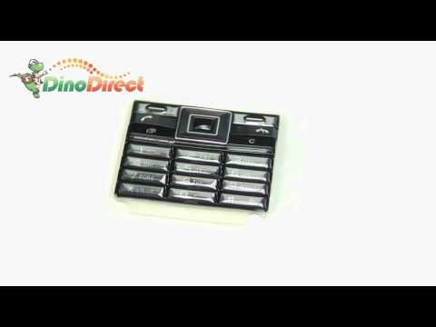 Keypad Keyboard Button for Sony Ericsson C902 from Dinodirect.com