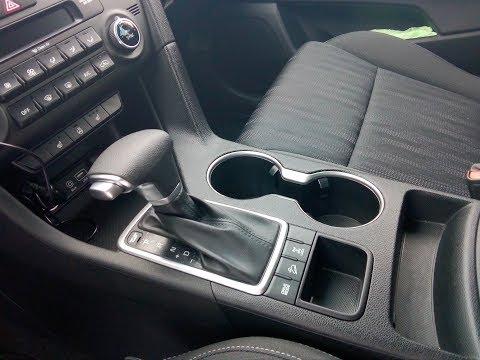 Kia Sportage: обзор и отзыв владельца на автоматическую трансмиссию