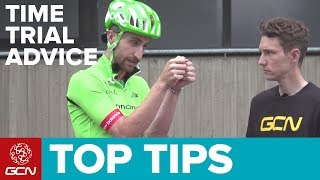 Tour De France: Time Trial Tips With Taylor Phinney
